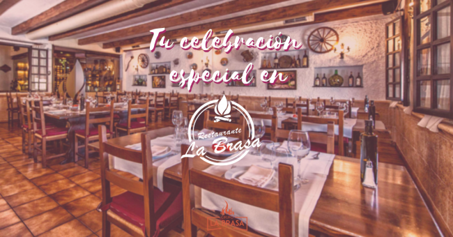 eventos especiales restaurante la brasa